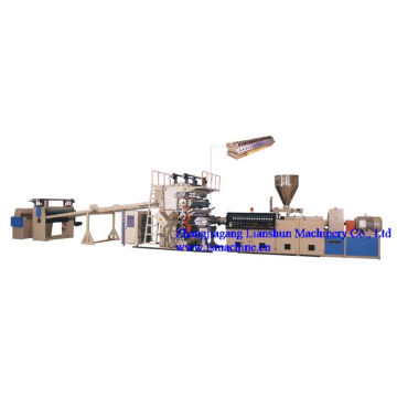 CE/SGS/ISO9001 Plastic Sheet Extrusion Line