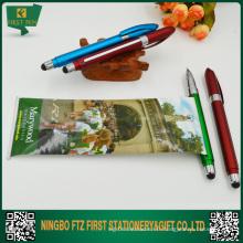 Bannière pour stylos publicitaires en plastique
