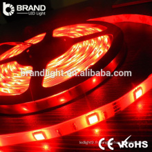 CE RoHS DC12V 3825SMD 60LEDS 4.8W IP20 Lampadaire à LED bon marché, 3825 SMD LED Strip Light