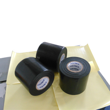 pvc butyl rubber wrapping tape use for pipeline mechanical protection tape