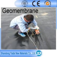 Membrana impermeabilizante de membrana de 1 mm LDPE EVA PVC HDPE Geomembrana