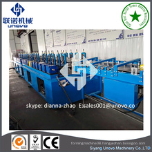 100-600mm cable tray c channel roll forming machine structural channel