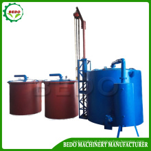 Charcoal Machine Oven Gas Flow Charcoal Kiln Charring Kiln