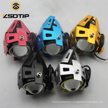 Wholesale Motorcycle Colorful U5 LED headlight