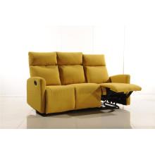 Sofá de la sala de estar con el sofá moderno del cuero genuino (780)