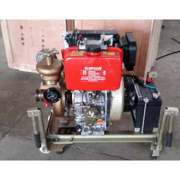 CWY siri portable diesel emergency fire pump pump