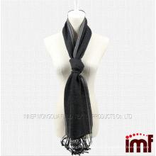 Schöne Qualität 100% Merino Wolle Custom Herren Schals