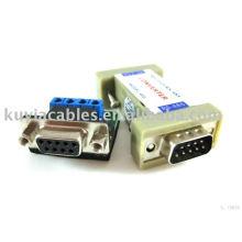 Datenübertragungssender RS232 zu RS485 Konverter Adapter