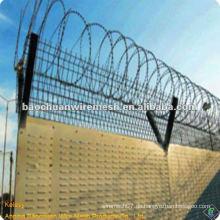 CBT-65 feuerverzinkendes Gefängnisschutznetz