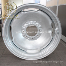 Galvanized Irrigation Rim W8x24 with Pallets Package
