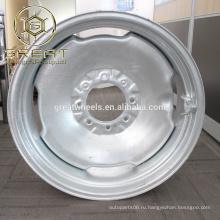 Оцинкованный оросительный диск W8x24 с пакетом поддонов