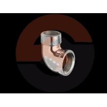 CP Messing Sanitär männlich-weibliche Winkelstücke mit allen Größen