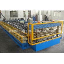 Completo automático YTSING-YD-0439 rollo de perfil de acero corrugado automático que forma la máquina