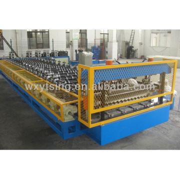 Volle automatische YTSING-YD-0083 Automatische Wellblech-Walzenmaschine
