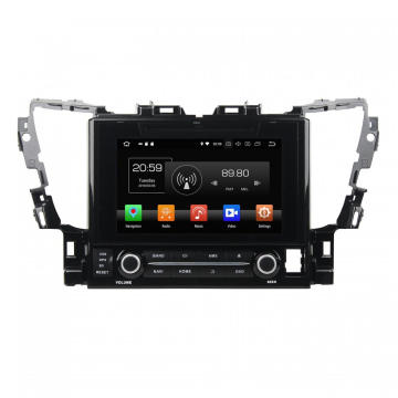 OEM Auto Multimedia Player für Alphard 2015