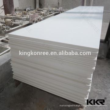 acrílico branco puro da superfície contínua para peitoris da janela