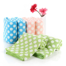 70/140 Microfiber Coral Fleece Towel Printed Bath Towel