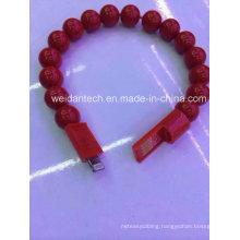 Beads Bracelet Designed Lightning USB Cable