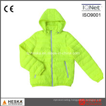 Winter Warm Padded Fake Down Jacket