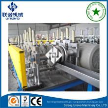 Máquina de formação de rolo de coluna de aço de bitola leve