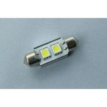 36mm SMD5050 2pc Canbus Car Dome Light Bulbs , Automotive Led Lights