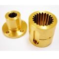 Custom Precision CNC Machining Brass Chandelier Parts