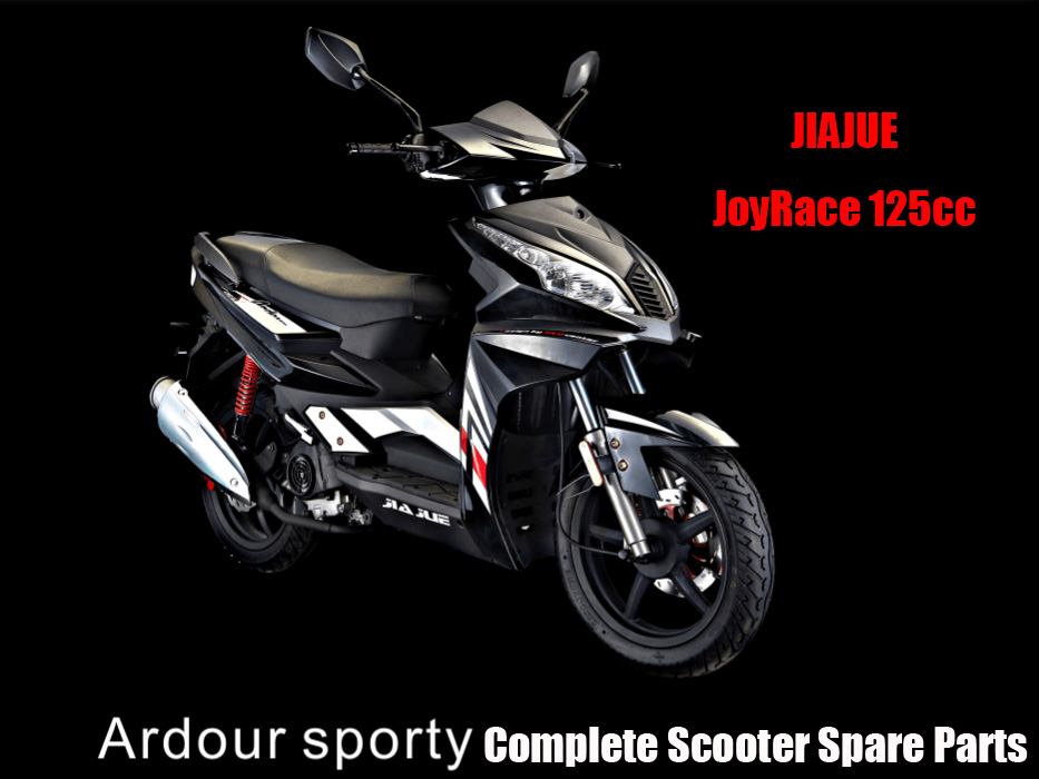 Jiajue Ardour Sporty125 Part