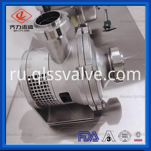 stainless steel pump 8