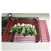 Rack de secagem de enrolamento resistente ao calor em espaço livre