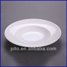 paste porcelain plate