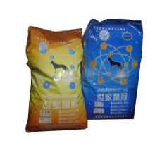 Bolsa de comida para perros / Levántate Bolsa de alimentación para perros / Bolsa sellada de cuatro lados