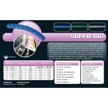 Различные размеры супер Д12 Halyad/лист&тросовое Управление для гонок/Килевая лодка/Многокорпусных/яхты/лодки