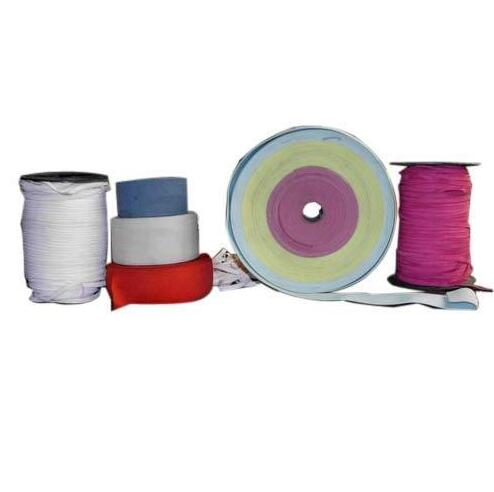color knitted elastic