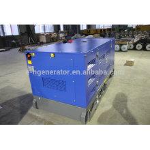 Precio del generador diesel del tipo 10kw del toldo silencioso de Kubota