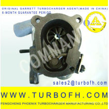 GT1544S turbocharger for volvo v40