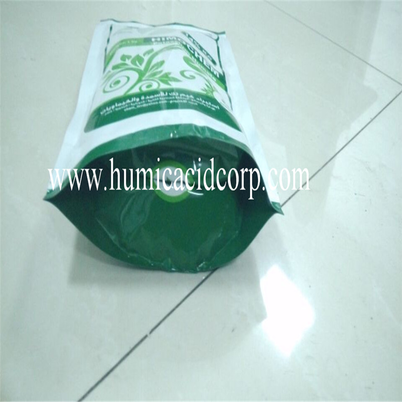 البوتاسيوم Humic Acid Organic Fertilizer