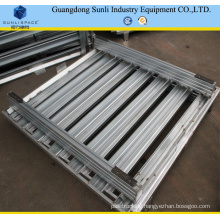 2 Way Entry 1200X1200 Rack Style Iron Pallet