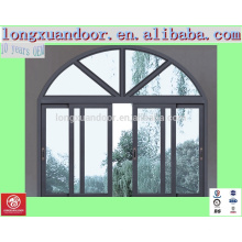 Ventanas corredizas de doble acristalamiento, puertas y ventanas comerciales dobles, ventanas dobles interiores decorativas
