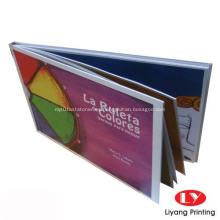 Impresión a granel minúsculo del libro de colorear