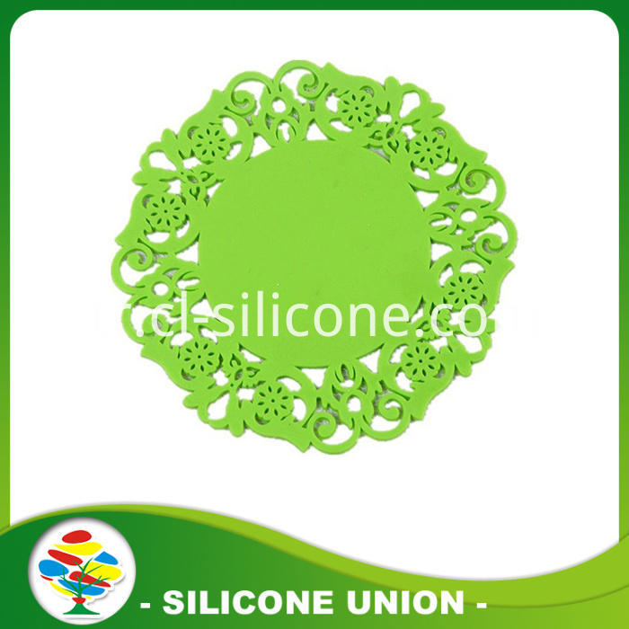 silicone hollow mat