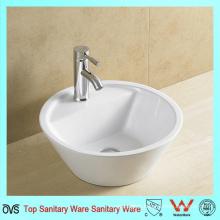 China Manufacturer Ceramic Bathroom Vanity Top Sink