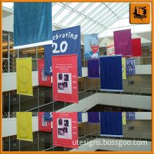 Shopping Mall Fabric Hanging Banner (UTE-I0909)