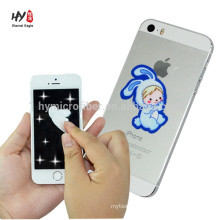 Newly cute mobile phone sticky cleaner