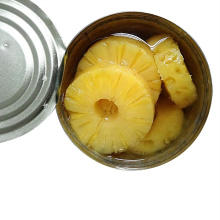 Canned pineapple slice / chunks / tidbits / pieces in light syrup or in heavy syrup best price