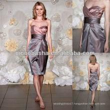 NW-409 Knee Length Evening Dress