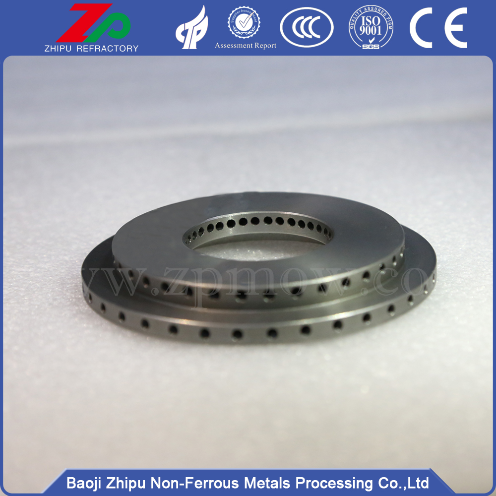 Forged carbon steel flange attenuator