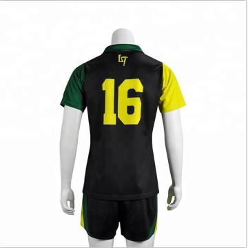 Designa din egen Rugby Uniform Jersey League Jersey Rugby Team Wear