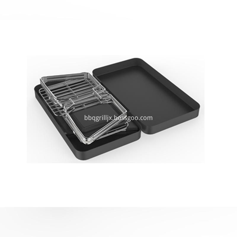 Folding Charcoal Grill Bbq Parts