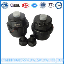 Plastic Nylon Volumetric Water Meter (DN15-DN25)