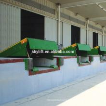 rampas hidráulicas de contêineres para carros